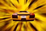 Furious Prints - Speed Print by Sharon Lisa Clarke