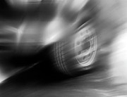 Europe Photo Originals - Speed Wheel by Jan Faul