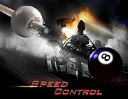 Speed Digital Art Originals - Speedcontrol by Draw Shots