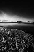 Mourne Prints - Spelga Dam Mourne Mountains Reservoir Ireland Print by Joe Fox