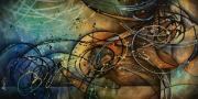 Spell Paintings - Spell by Michael Lang