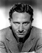 Portraits Posters - Spencer Tracy, 1935 Poster by Everett