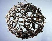 Dancing Sculptures - Sphere by Bill Duffy
