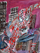 Spiderman Paintings - Spiderman - S02 by John Kelting