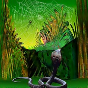 Rod Saavedra-Ferrere - Spiders and Snakes