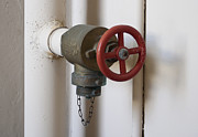 Stopper Photo Metal Prints - Spigot Metal Print by Blink Images