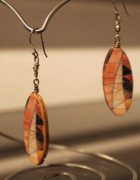 Photography Jewelry Originals - Spiked by Jana Landon