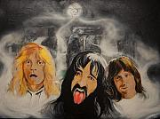 Reiner Paintings - Spinal Tap  by Christopher  Chouinard