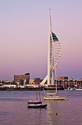 John Basford - Spinnaker Tower