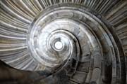 Spiral Staircase Print by Falko Follert