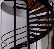 Spiral Staircase Photos - Spiral Staircase by Lori Seaman