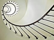 Spiral Print by Susanne Bund