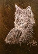 Spirit Fox  Print by Rick Silas