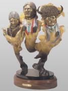 Limited Edition Sculptures - Spirit Guides by Hugh Blanding