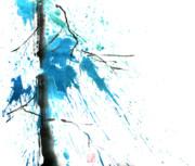 Spirit Of Pine I Print by Mui-Joo Wee