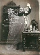 Illusionist Posters - Spirit Photograph, 1863 Poster by Granger