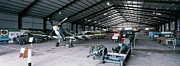 Spitfire Prints - Spitfire East Kirkby Print by Jan Faul