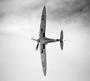 Mkix Photos - Spitfire. by Ian Merton