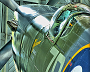 Spitfire Photos - Spitfire Mk IX MH434 by Colin J Williams Photography