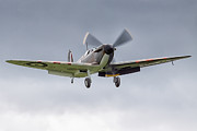 Spitfire Photos - Spitfire Mk1a by Tim Croton