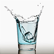 Splash Print by Gert Lavsen