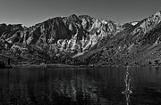 Convict Lake Art - Splash On Convict Lake by Sean Duan