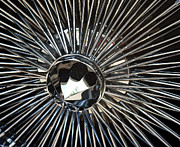 Wheel Photo Originals - Spokes by Bill Morgenstern