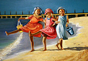 Ann Iuen - Sprightly Seashore...