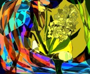 Spring After Print by Navo Art
