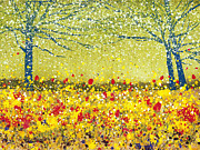 Jerome Lawrence Art - Spring Arrives by Jerome Lawrence