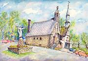 Ion vincent DAnu - Spring at the Beauvoir Sanctuary