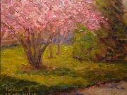 Terry Perham Originals - Spring Blossom by Terry Perham