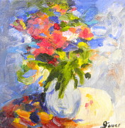 Julie Sauer - Spring Bouquet