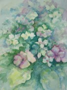 Sandy Collier Metal Prints - Spring Bouquet Metal Print by Sandy Collier
