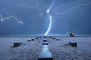 Lightning Photos - Spring Break In Florida by John B. Mueller Photography
