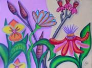 Spring Print by Claudia Tuli