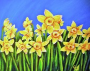 Cami Lee - Spring Daffodils