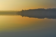 Lake Massabesic Photos - Spring Dawn by Toshihide Takekoshi