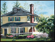 Catonsville Prints - Spring Print by Edward Williams