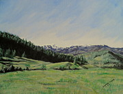 Sharon Tabor - Spring in the Beartooth...