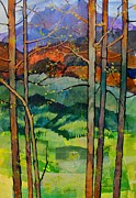 Carol  Nelson - Spring in the Rockies