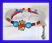 Red Beads Jewelry - Spring Line by Cheryl Brumfield Knox