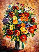 Spring Passion Print by Leonid Afremov