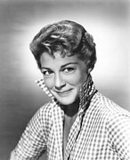 1957 Movies Photo Metal Prints - Spring Reunion, Betty Hutton, 1957 Metal Print by Everett