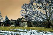 Brandywine Battlefield Prints - Spring Thaw Print by Gordon Beck