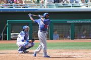 Dodger Stadium Photos - Spring Training 12-4 by Pamela Walrath