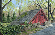 Margie Perry - Springhouse at Cuttalossa