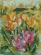 Batik Originals - Springtime Gifts by Gretchen Bjornson