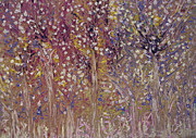 Selection Painting Metal Prints - Springtime Painting Metal Print by Don  Wright
