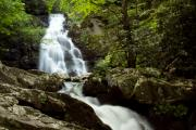 Tennessee Digital Art - Spruce Flat Falls by Amanda Kiplinger